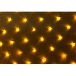 Rozšiřitelný světelný déšť 1,6 m s 80 LED diodami
